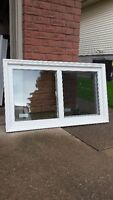 2 new windows for sale