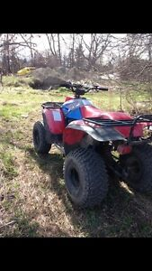 1988 Polaris trail boss 250