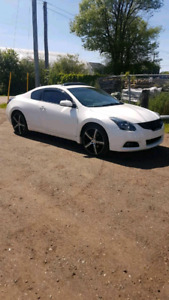 2010 nissan altima coupe 3.5sr w/ body kit