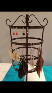 ☆Earring Rack & Jewelry For Sale☆