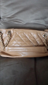 NEW BEIGE HANDBAG