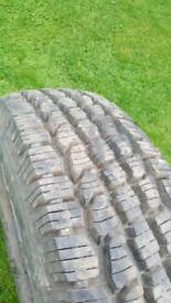 General Grabber Tyre