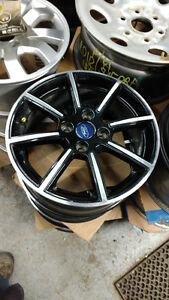 "Ford OEM TPMS / 16"" Ford Fiesta alloy rims 4 x 108"
