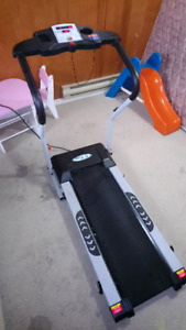 Sale/trade Treadmill and adjustable Bench