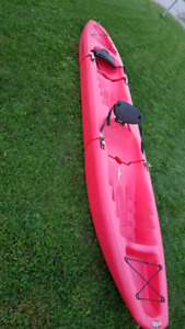 Kayak de mer solo/ double Modulaire Point 65 North & 3 pagaies