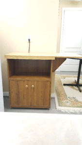 Microwave stand or tv stand $20