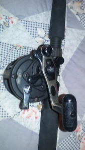SHIMANO Triton 100GT Moulinet Canne SHIMANO Convergence 6 Pieds