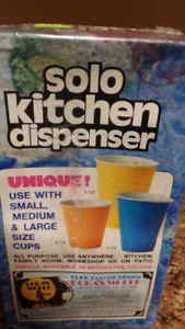 Kitchen Dispenser