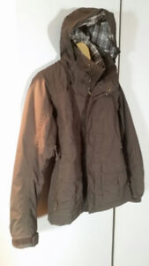 *THE NORTH FACE - HY VENT- manteau femme - size small*