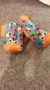 Sock shoes size 3