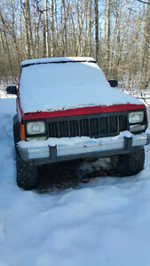 1993 Jeep Cherokee limited