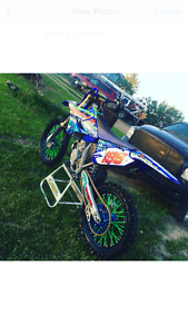 2016 yz 125 for sale!