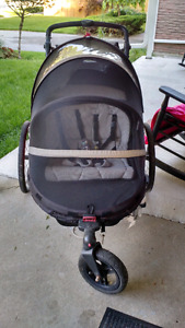 Instep stroller/bike trailer