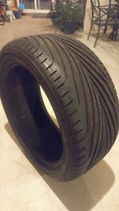 255/40Z R18 Eagle F1 summer tire