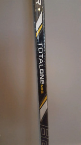 Bauer total one nxg shaft
