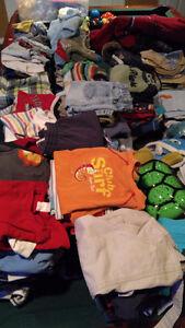 lot de vêtements pour garçon 0 à 12 mois inclus