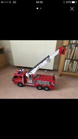 Large Fire Engine Toy Truck with light & sounds