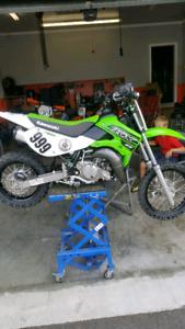 2015 Kawasaki kx 65