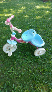 Tricycle de princesses