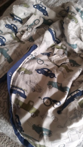 Car seat cover for baby BOY!