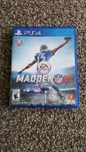 Madden NFL PS4