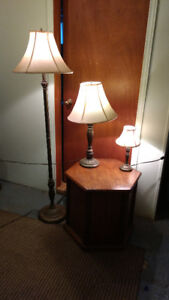 Lamp set for sale