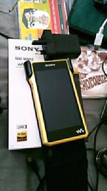 Sony WM1Z Portable Media Player Modded DMP-Z1