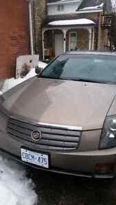 Cadillac CTS 2006 excellent condition