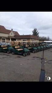 Ezgo Gas Golf Carts $1,995. & up Sold Here!