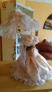Collectable Porcelain Doll Lamp Windsor Region Ontario image 2