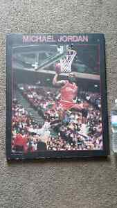 Michael Jordan hardwood picture only $7 see my other ads. . . . London Ontario image 1