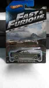 HOT WHEELS FAST AND FURIOUS 08 DODGE CHALLENGER SRT8 HEMI