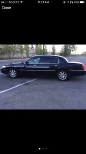 2008 Lincoln town car ex limo