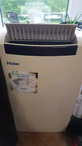 AIR CONDITIONER with heat option