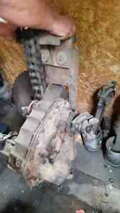 Transfer Case late 50's to early 60""
