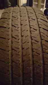 All season Goodyear Eagle LS tires 195/65R15 West Island Greater Montréal image 2