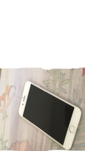 Silver/white iPhone 6s 64gbs