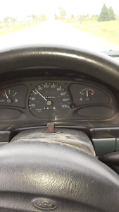 1998 ford escort .94 000 kms!500 or trade