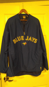 XL, Blue Jay's Pull Over