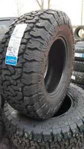 NEW LT305/65/R17 AMP AT PRO TIRES