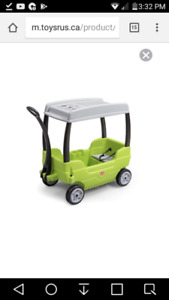 LOOKING FOR STEP 2 CANOPY WAGON