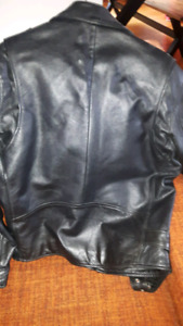 Men M Motorcycle Jacket