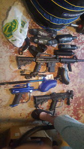 Paintball items for sale