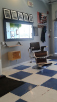 BARBER WANTED/CHAIR FOR RENT