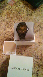 BRAND NEW MICHAEL KORS WATCH FOR SALE!!