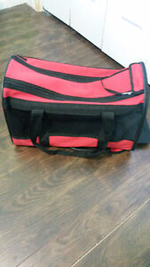 Red Soft Pet Carrier