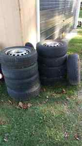 14 and 15 inch tires