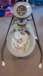 Fisher-Price Snugabunny Cradle' N Swing - $85 O.B.O