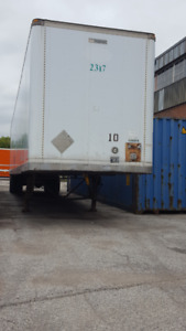 53 FT & 48 FT TRAILERS FOR SALE (GOOD FOR STORAGE) 416-836-4546