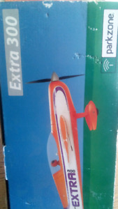 Parkzone Extra 300 RC plane